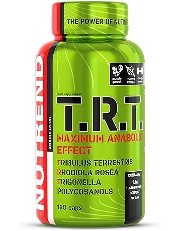 Nutren TRT 120 Caps extracto de los frutos de Tribulus terrestris ayuda a mantener los niveles