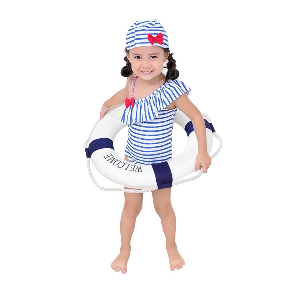 XIAOHAWANG Baby Girl Swimsuit Kids One-Piece