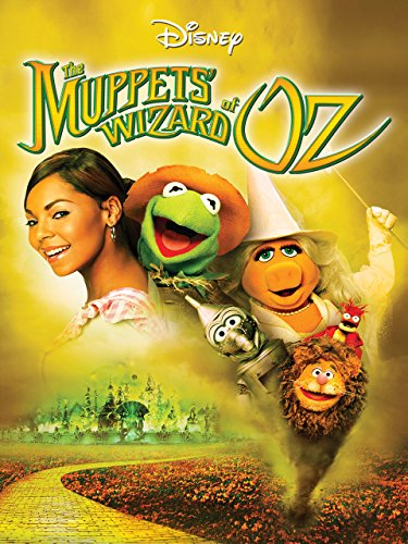 Oz Of Wizard Wizard (The Muppets'  Wizard Of Oz)