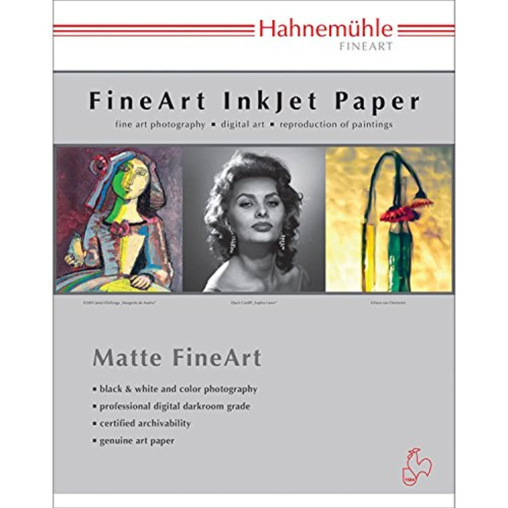 Hahnemuhle Museum Etching Paper (8.5 x 11 in.)