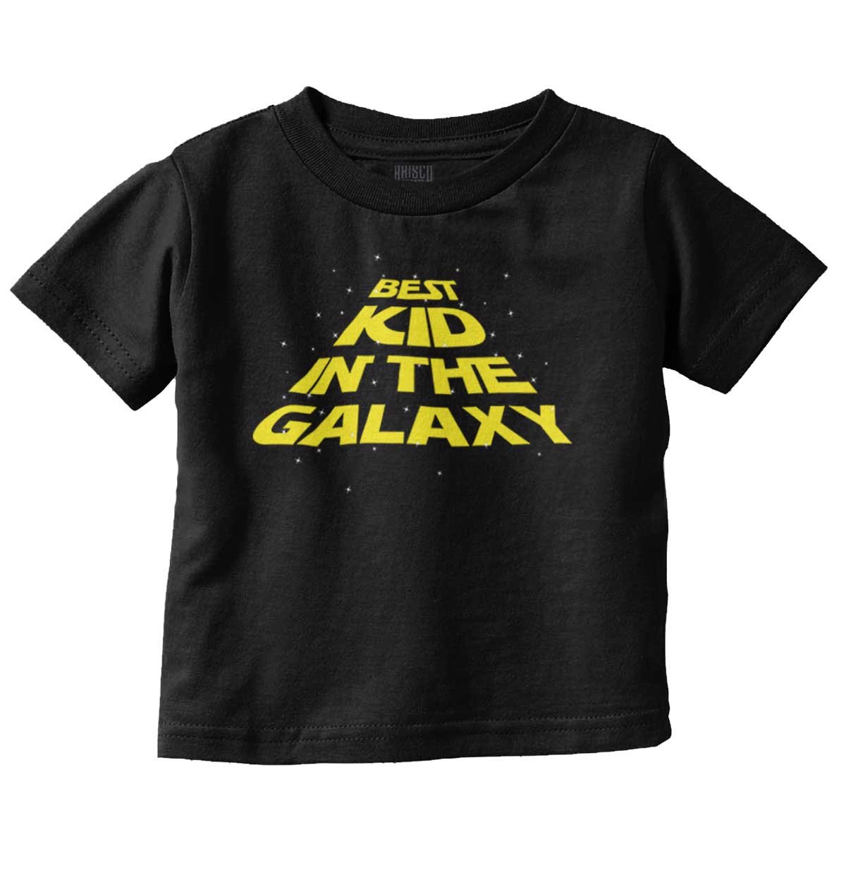 Brisco Brands Best Kid in The Galaxy Star Han Solo Wars Yoda Chewbacca Kylo Toddler Infant T