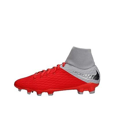 professionale più votato vendita di liquidazione qualità stabile Nike Hypervenom 3 Academy DF Fg, Scarpe da Ginnastica Basse Unisex – Adulto