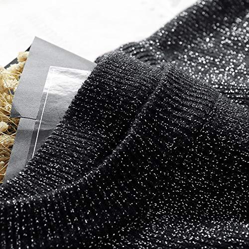 Couleur À Uface Pull Longues Shirt Top Pullover Taille Unie Blouse Noir Pour Rond Et Grande Femme Chemisier Col Manches Tops qzqXF