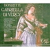 Donizetti: Gabriella Di Vergy (Gesamtaufnahme) (Aufnahme 1978)