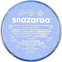 Snazaroo 1118366 Maqujillaje Clásico, 18 ml, Azul Pálido