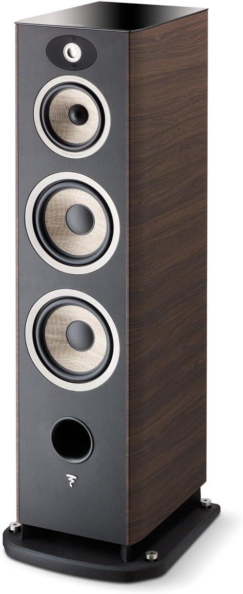 Focal Aria 948 3-Way Bass-Reflex Floorstanding Speakers – Pair Dark Walnut