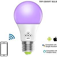 Magic Hue 40-watt Equivalent Color-Changing Smart WiFi Light Bulb