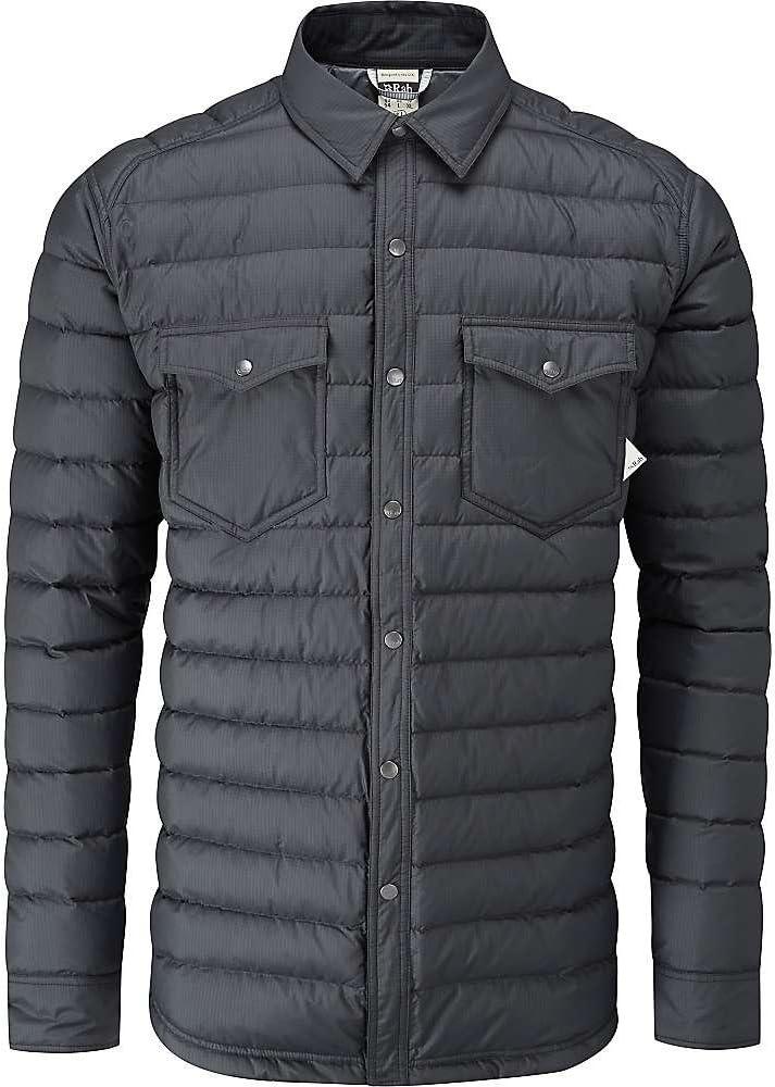 Rab Escape Downtime Shirt Down Jacket