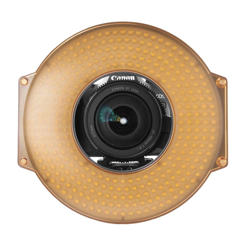 F & V R-300 LEDビデオリングライト 1950LM 5600k L型ブラケット付き カメラ&ビデオカメラ用【並行輸入品】   B00OYNBIE6