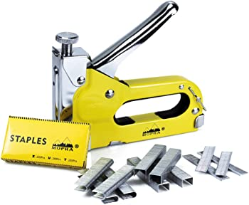 Mopha Hand Operated 3 in 1 Staple Gun