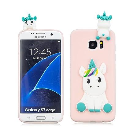 EarthNanLiuPowerTu Samsung Galaxy S7 Edge Carcasa, Samsung ...