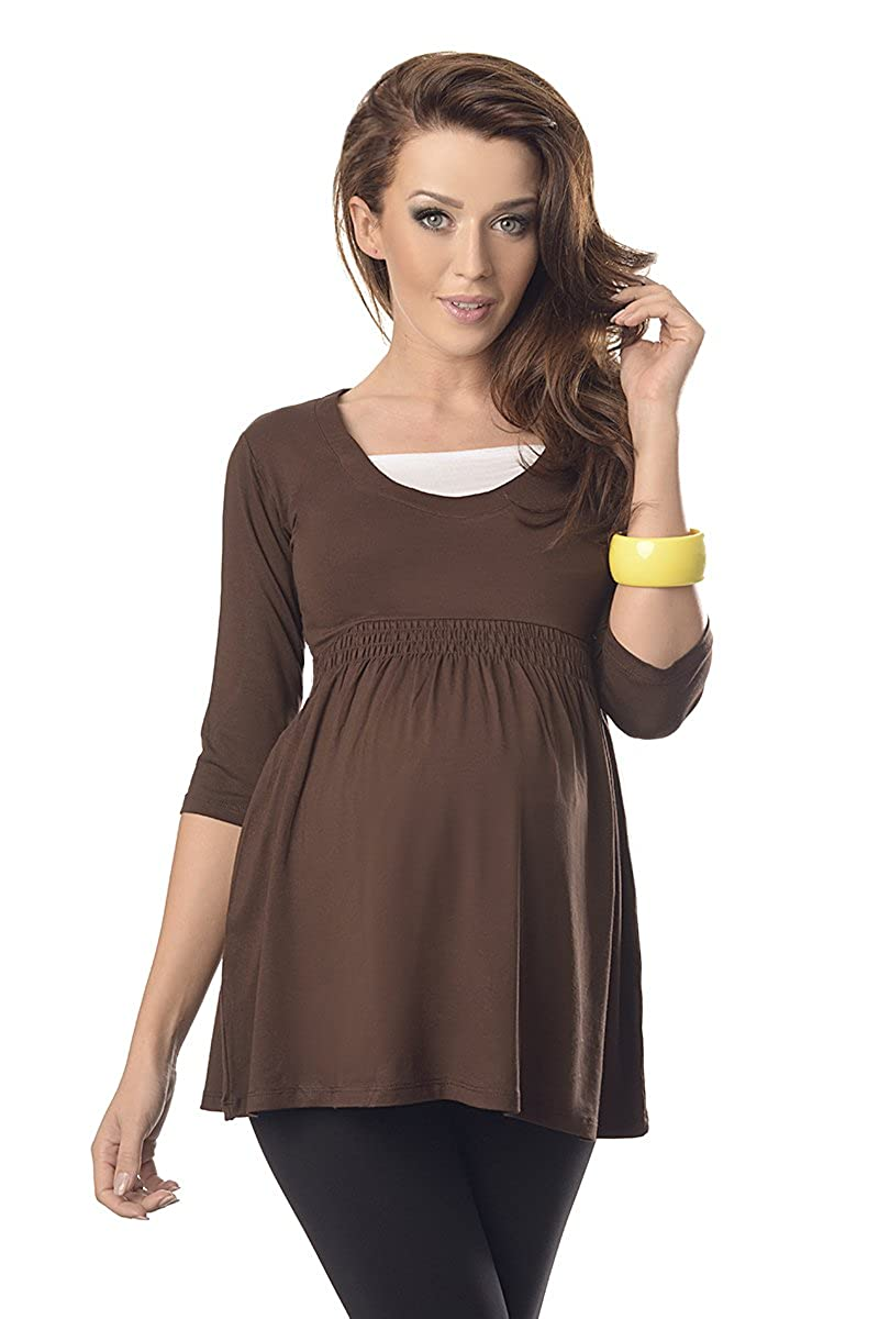 Purpless Maternity Marvellous Pregnancy Top Tunic 5200