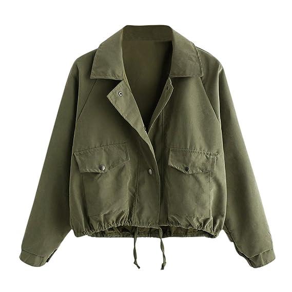 Qmber Sweatjacke Damen Jacken Übergangsjacke Outwear jL4AR5
