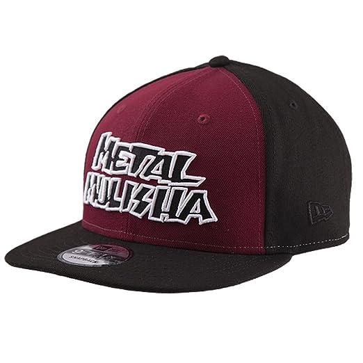 f21c0b8ad9f Metal Mulisha Men s New Era 9FIFTY Snapback Logo Baseball Cap Hat