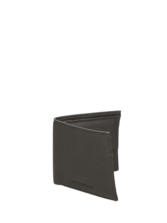 867ff8ad1 portafolios de piel por emporio armani. Logotipo bordado. Múltiples ranuras  para tarjetas y nota. Viene en caja de regalo. Bolsillo para monedas