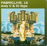 Fabric Live 18