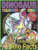 DINOSAUR COLORING BOOK: A Children's Prehistoric