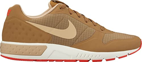 Men's shoes, colour Light Brown, brand NIKE, model Men's Shoes NIKE  NIGHTGAZER LW Light Brown: Amazon.co.uk: Shoes & Bags