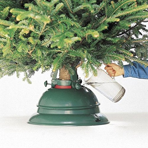 Dyno Swivel Straight 1-Minute Christmas Tree Stand - For Real Trees Up To 10'