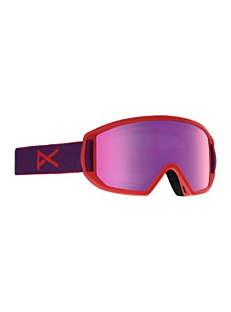Anon Kids Asian Fit Relapse Jr Snowboard Goggle with MFI Mask