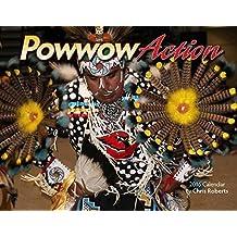Powwow 2016 Calendar 11x14 (Native American) by Chris Roberts (2015-07-30)
