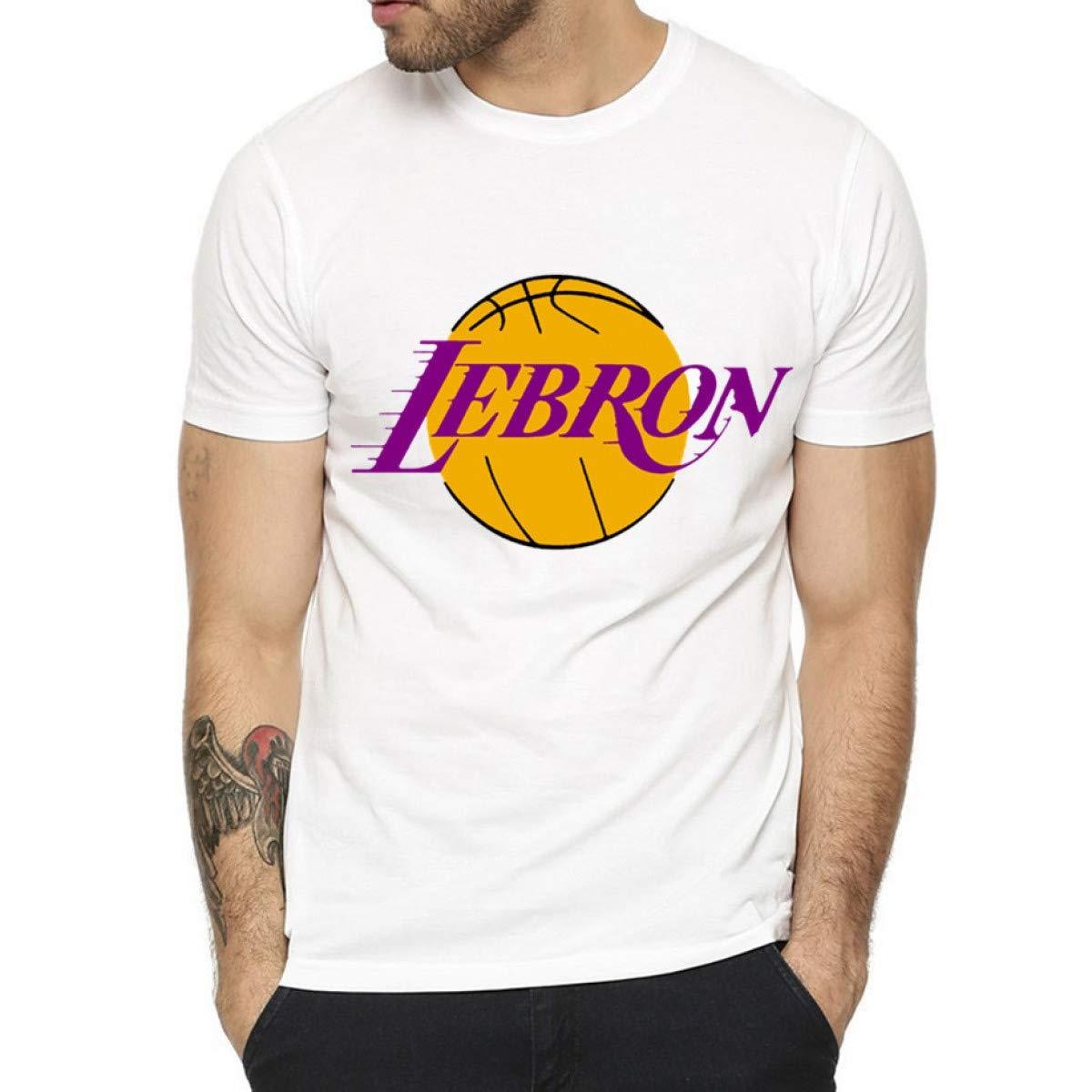 High quality Lebron LA Print T-Shirts Los Angeles James Tee Fitness Top Tshirt Mens Lakers Jersey Black Shorts Lakers Shot Put Shoes