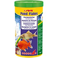 Sera Pond Flakes - 1000Ml - Fish Food