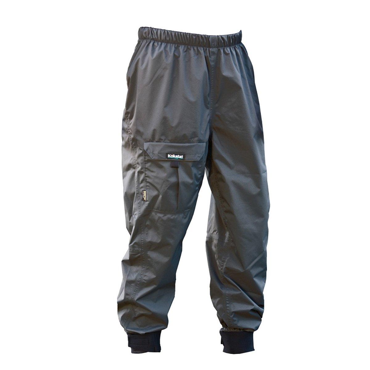 Kokatat Women's GORE-TEX PacLite Boater Pants-Gray-L
