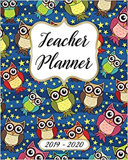 image relating to Teacher Plan Books identified as Instructor Planner 2019-2020 Lesson Application Guide: Weekly and
