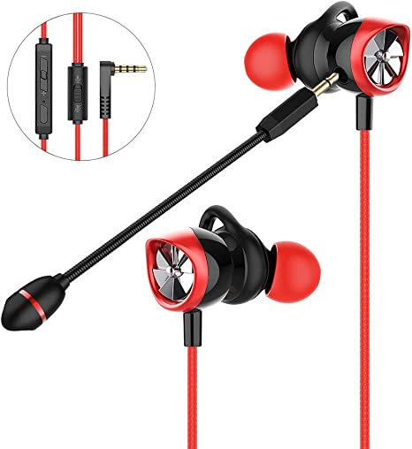 In Ear Gaming Headset Langsdom, Gaming auriculares con ...