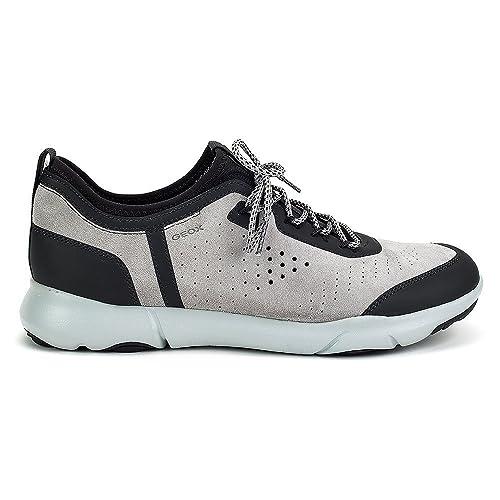 Geox U Nebula X Stone U826BB 00022 C9007 Herren Sneakers (42