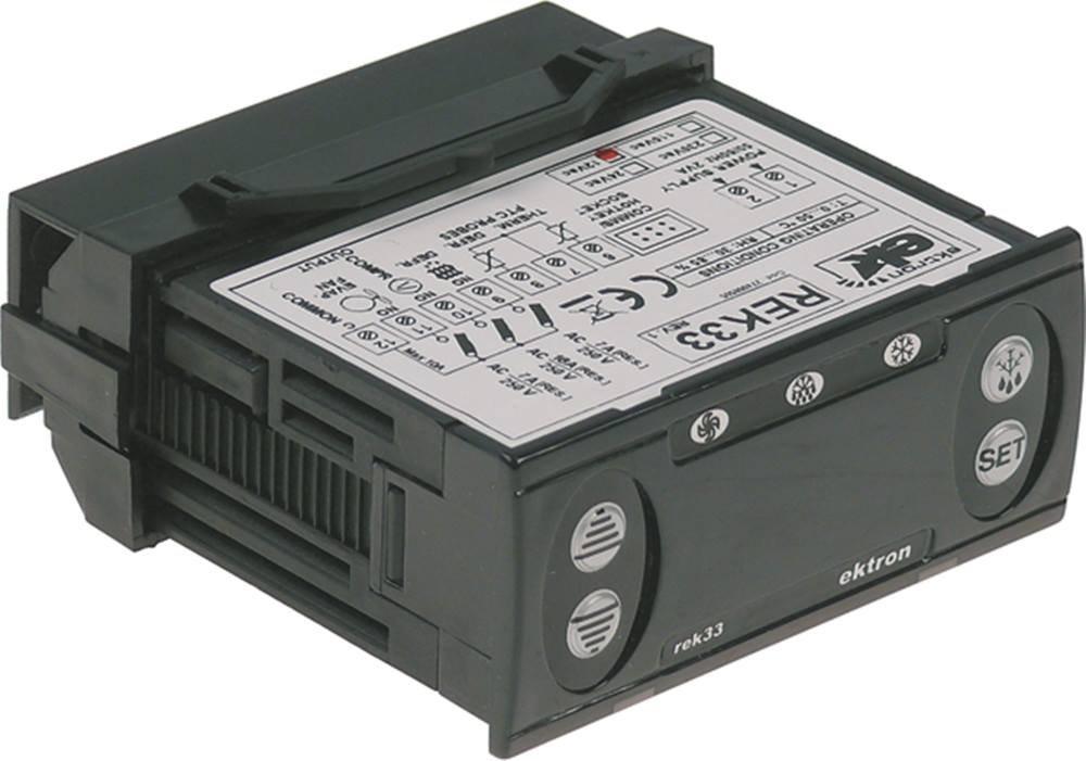régulateur électronique ektron type rek33–0020Dexion, Mbm de Italia