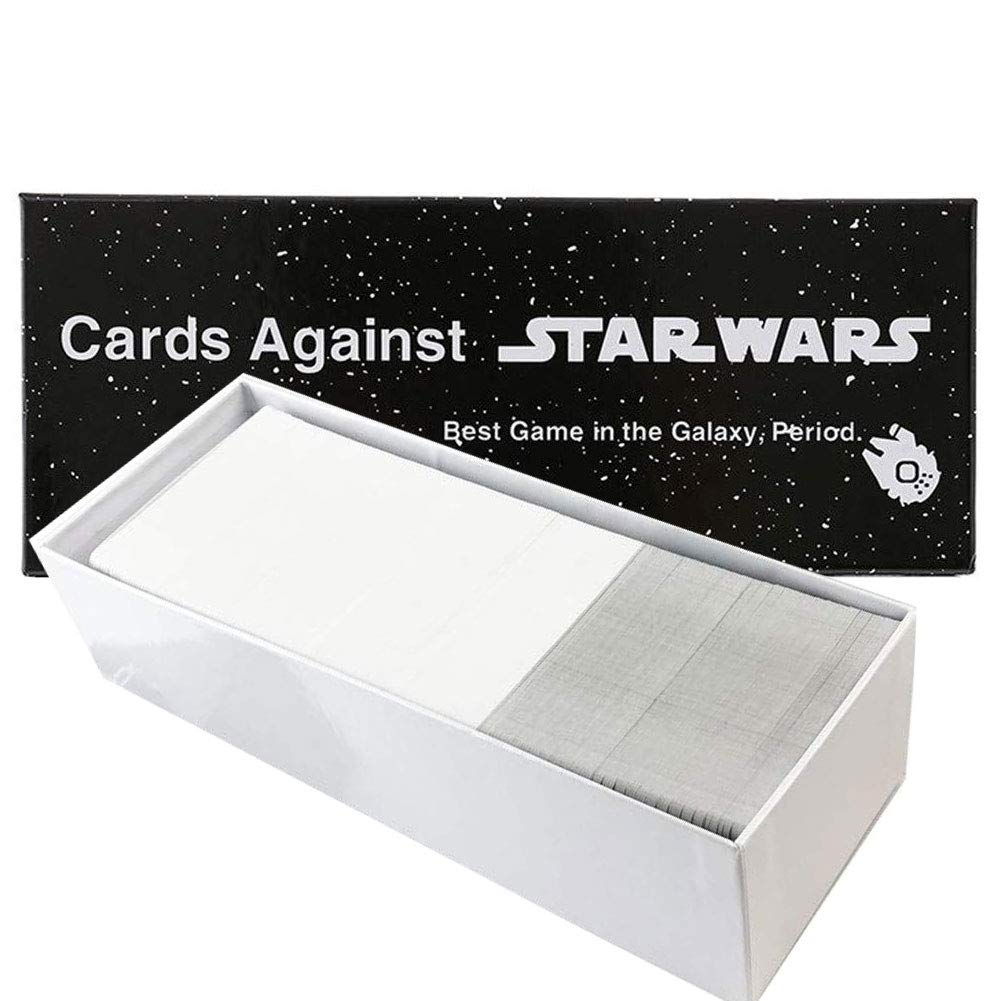 Cards Against Star Wars The Best Cards Game in The Galaxy.Period