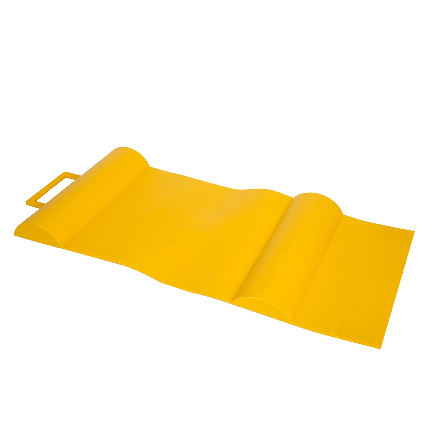 27 inches Yellow Auto Parking Mat CTG