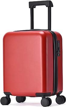 GURHODVO Ergonomic Rolling Kids Luggage