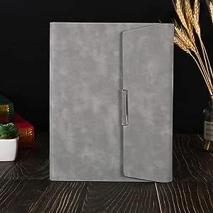 Cuaderno de tres hojas sueltas A5, cuaderno de negocios