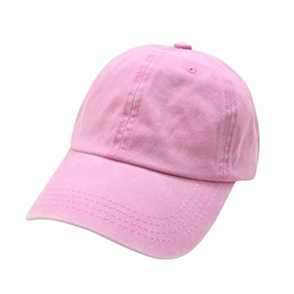 Image Unavailable. Image not available for. Color  Clearance IEason Toddler  Baby Kids Solid Cotton Sanpback Baseball Hat Boy ... 8d4d8733889d