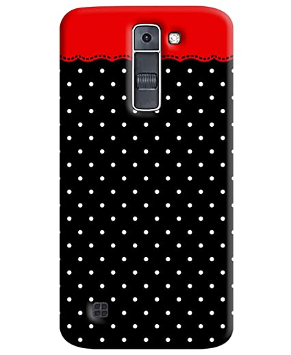new arrival f3934 b0d93 FurnishFantasy Mobile Back Cover for LG K10 (Product ID - 0956)