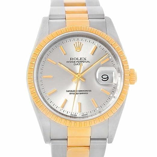 Rolex 15223 - Reloj automático, automático, autoviento, para Hombre: Rolex: Amazon.es: Relojes