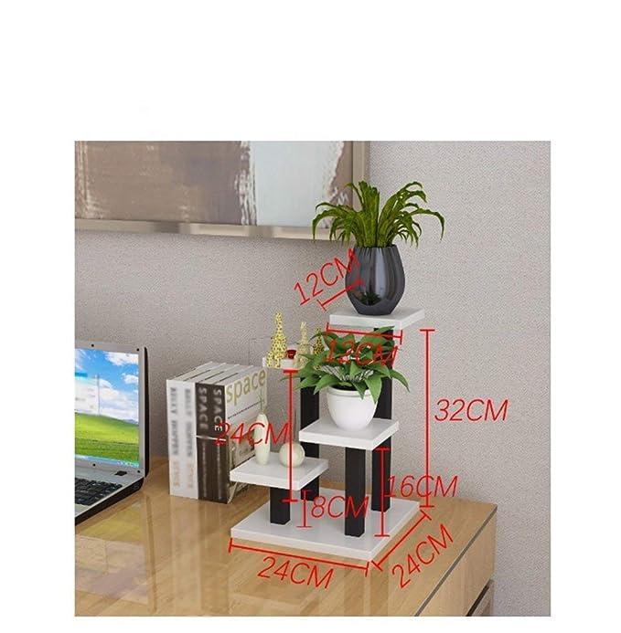 JKL-Soportes para Plantas Simple y Creativo Mini Soporte de Flor ...