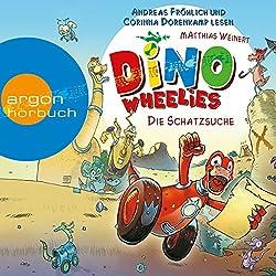 Die Schatzsuche (Dino Wheelies 1)