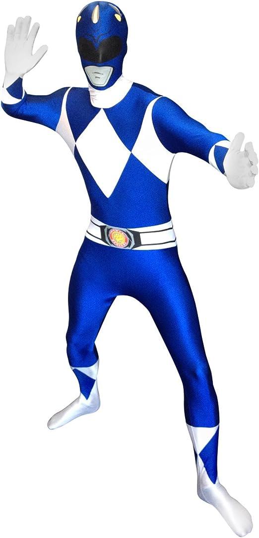 Disfraz de Power Rangers: Amazon.es: Juguetes y juegos