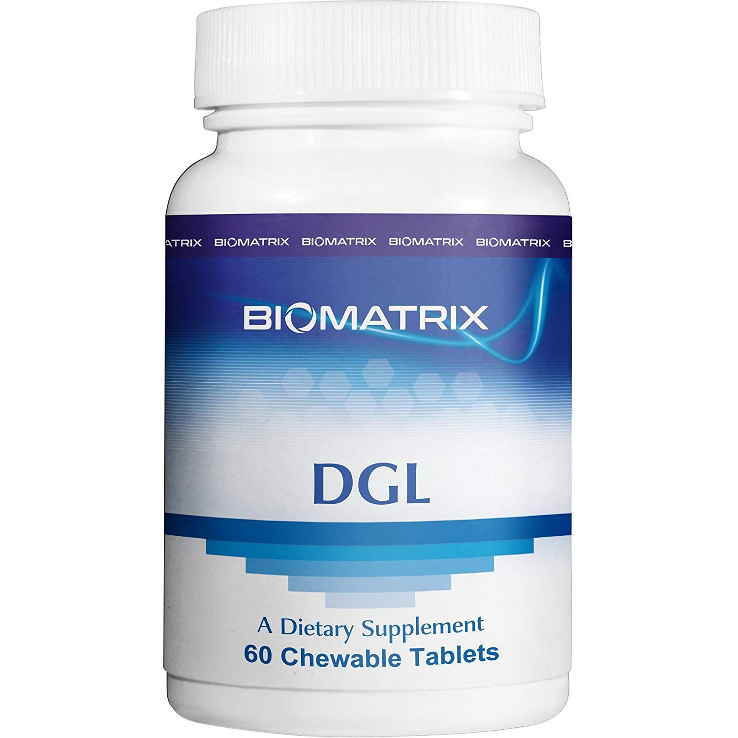 DGL (60 Tablets) - Deglycyrrhized Licorice to Help Support The Integrity of The Stomach