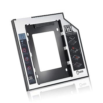 Unidad de Disco Duro SSD SSD Universal de Aluminio de 9,5 mm ...