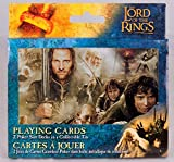 Lord of the Ring Double Deck Playing Cards in Collectible Tin
