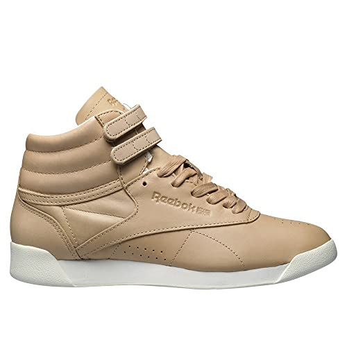 cc12c54c809ba Reebok - X Face Stockholm Freestyle HI 35 Optimistic - BD3568 - Color   Beige - Size  4.5  Amazon.co.uk  Shoes   Bags