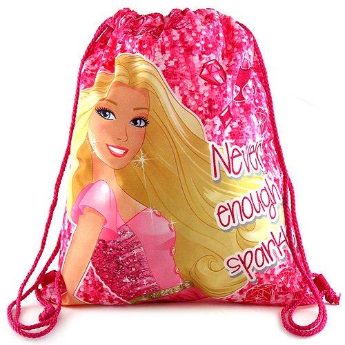 Barbie 16333 Shoe Bag Pink