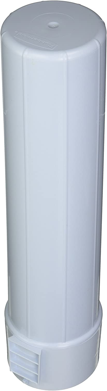 Rubbermaid Cup Dispenser Designed For Water Coolers Uses 4 Oz Or 6 Oz Paper Cups