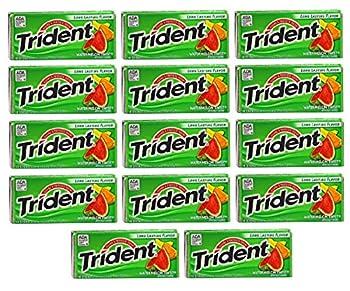 Trident Watermelon Twist Sugar Free Gum - 18 Ct. - 14 Pk. - OSM