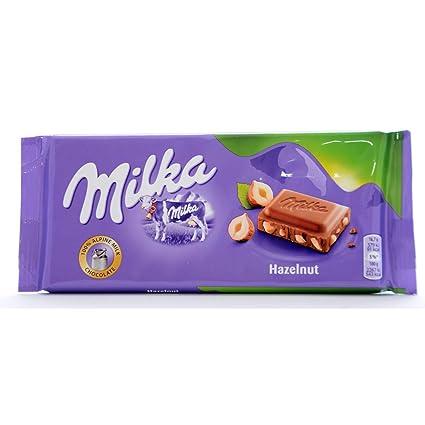 Milka Tableta De Chocolate Triple Caramel: Amazon.es: Alimentación y bebidas